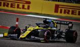 Ricciardo satisfied with top 10 practice pace
