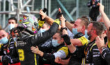 Webber: Ricciardo 'carried' Renault in 2020
