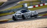 Porsche teases new 911 GT3 Cup car