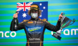 F3 driver Peroni awarded Peter Brock Medal