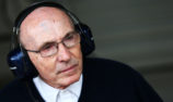Sir Frank Williams stable after being admitted to hospital