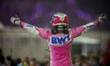 Victory a dream come true for Perez