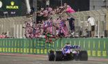 Perez wins extraordinary Sakhir GP as Mercedes falters