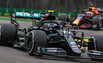 Bottas believes Mercedes deserves championship one-two