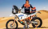 AORC winner aiming for debut Dakar top 10