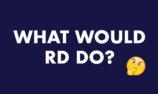 VIDEO: What would RD do?