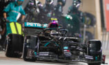 Mercedes radio system glitch caused Sakhir pit chaos