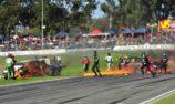 Doctor outlines Supercars' safety measures after Grosjean crash