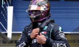 Hamilton eyes Christmas deadline for new Mercedes contract