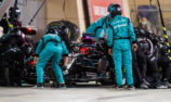 Wolff: Mercedes' pit stop error a 'colossal f**k up'