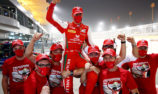 Schumacher claims F2 title in dramatic Sakhir finale