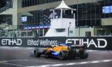 Brown hails 'true team effort' as McLaren clinches third