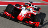 Piastri consolidates on second day of F2 testing