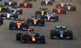 Mercedes wary of 'fight' with Red Bull in 2021