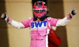 Marko among F1 bosses to congratulate Sakhir winner Perez