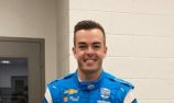 McLaughlin shows off new race suit in full