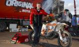 First multi-class Dakar winner dies