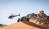 Peterhansel takes lead in Cars after Dakar Stage 2