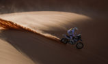 De Soultrait takes Dakar lead as Price slips back