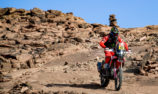 Benavides in front, Cornejo withdraws from Dakar