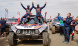 Peterhansel: First Dakar win still the favourite
