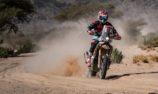 Houlihan's Dakar Diary: Stage 4