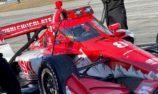 Dixon tops Sebring IndyCar test
