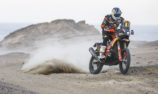 VIDEO: Dakar Stage 10 highlights