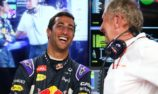 Ricciardo suggests Marko has softened with age