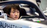 Tsunoda debut a 'long-cherished wish' for Honda