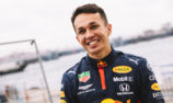 Red Bull places Albon, Lawson in DTM