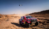 Al-Attiyah regains more time with another Dakar stage win