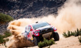 Al-Attiyah takes third stage win in a row