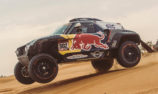 Peterhansel stretches Dakar lead on Stage 5