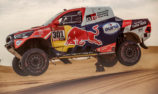 VIDEO: Dakar Stage 5 highlights