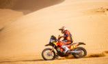 VIDEO: Dakar Stage 7 highlights