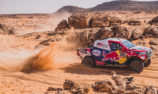 Al-Attiyah gains on Peterhansel with Stage 8 victory