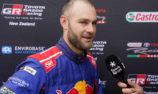 Van Gisbergen explains pre-race extinguisher incident