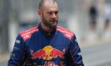 Van Gisbergen set to miss team livery launch