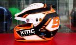 Brown reveals helmet ahead of rookie Supercars season