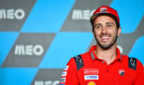 Dovizioso would consider Marquez fill-in role