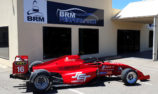 Smith unveils S5000 debut livery