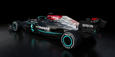Mercedes-AMG F1 W12 E Performance Launch - Renders