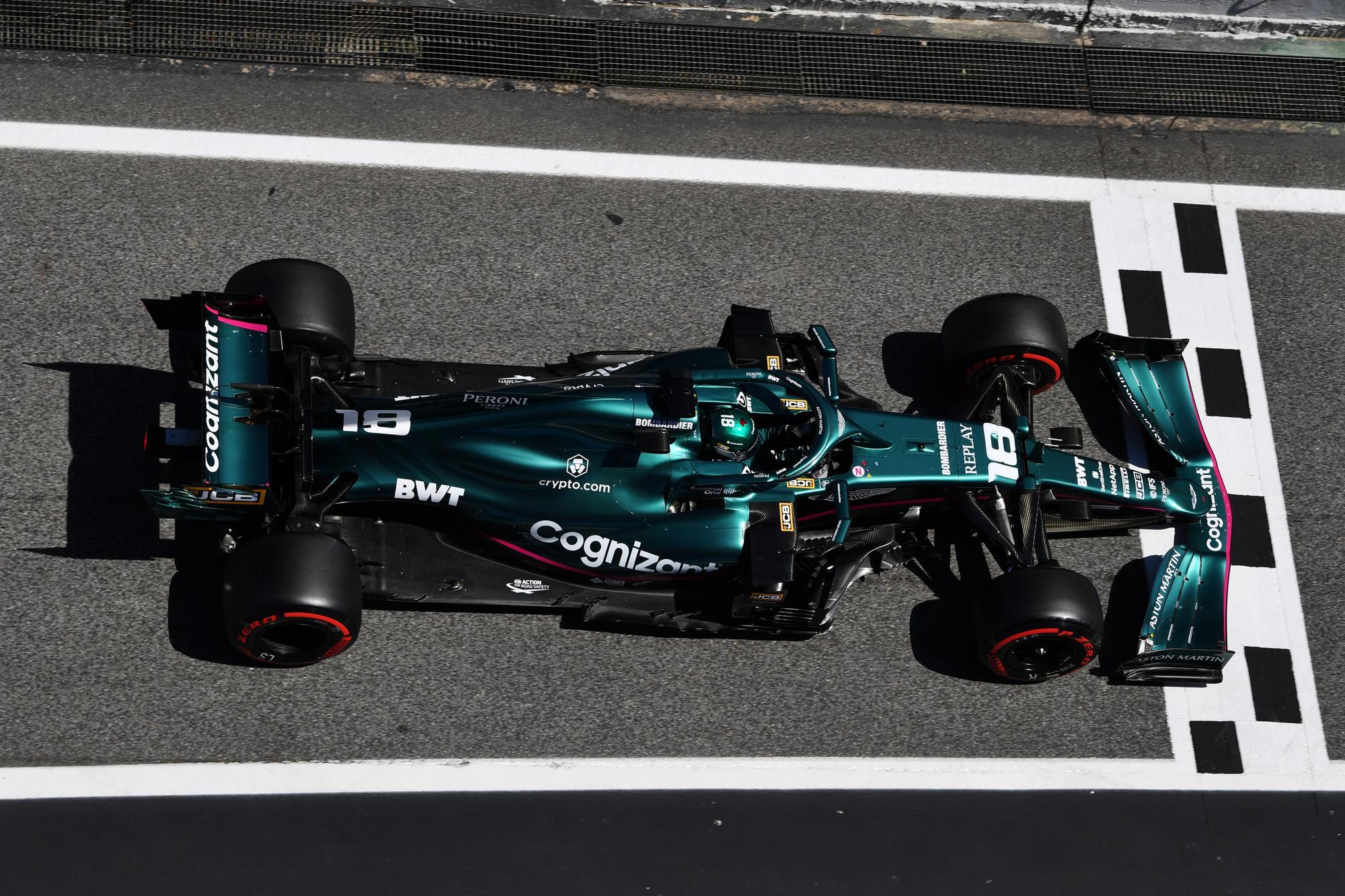 Inside F1's high rake controversy