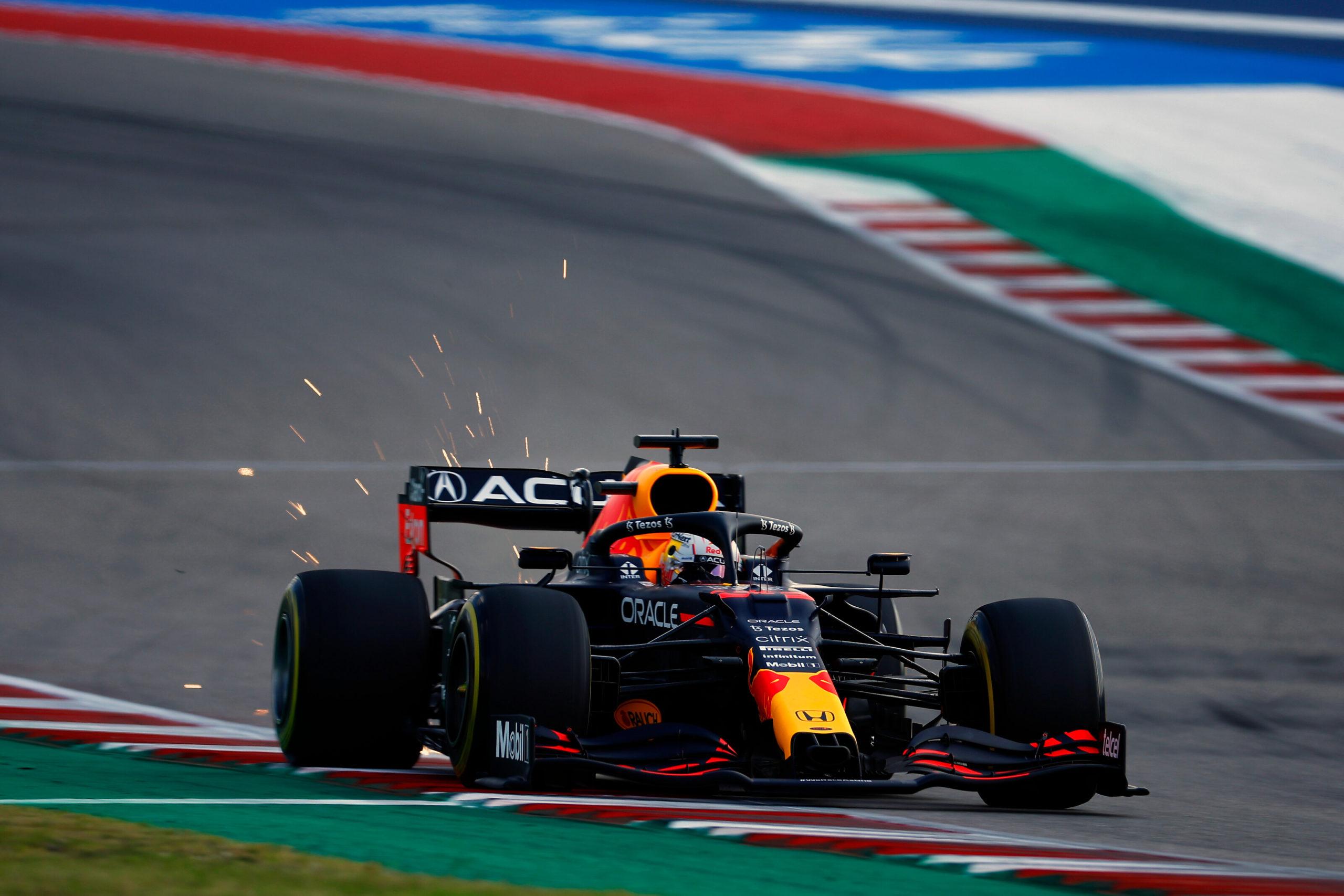 Verstappen victorious in US thriller